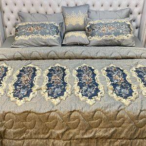 Pigeon Grey Bedding Set