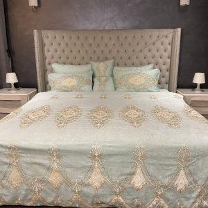 Celeste Embroidered Bedsheet