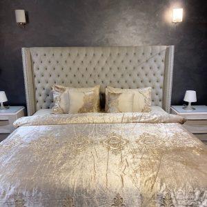 Annie's Exquisite Tortilla Velvet Bedsheet