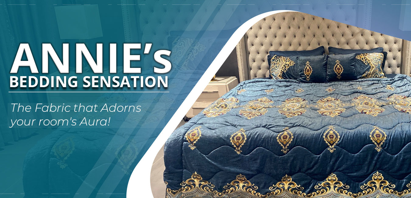 annie's bedding sensation